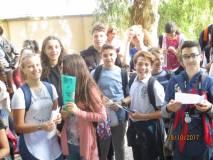 """Gli studenti/attori pronti a far """"parlare"""" busti e monumenti"""