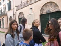 Al VI bastione si spiega il combattimento a Casale Barberini: la donazione della Villa da parte della signora Henriette Wurts al Re e a Mussolini con la condizione che fosse destinata a parco pubblico