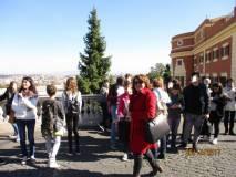 Bella vista su Roma, gradita dagli studenti