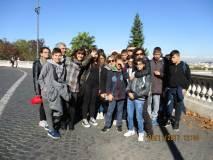 Foto di gruppo per la III C
