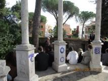 Sosta al tempietto: la storia della Villa e i racconti sull'antichità