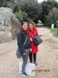 Mariapaola Pietracci Mirabelli e Daniela Donghia attendono le classi III P e III L