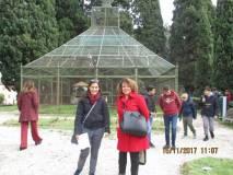 """Mariapaola Pietracci Mirabelli e Daniela Donghia alla """"voliera"""""""