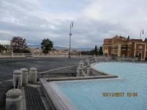 Visto il Fontanone si entrerà nel Parco Gianicolense per il cannone e la visita al Museo