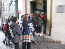 Si entra puntuali al Museo della Repubblica romana
