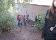 Le prof.sse Carolina Troyli e Lucia D'Amore scalano il sesto bastione