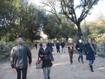 Le prof.sse Tiziana Di Crescenzo e Sara Cherubini guidano il gruppo e lasciano il 3 giugno