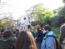 Casal Barberini, ora sede dell'Istituto italiano di Studi germanici: il racconto della battaglia al sesto bastione