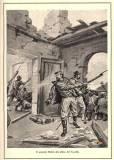 Un'immagine di Medici al Vascello dal disegno di Epaminonda Provaglio