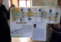"""Dall'IC Montezemolo Tre Fontane la classe III D della prof.ssa Feola: dopo le visite al Gianicolo gli alunni fanno e mostrano la mappa del """" Parco del Gianicolo"""" e """" il CANNONE"""""""