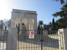 Al Mausoleo, ancora chiuso per i restauri in corso, il racconto della sua realizzazione nel 1941