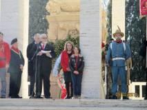 Introduce la commemorazione il Generale C.A. Bruno Simone