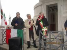 Interviene l'On. Gemma Guerrini rappresentante della Sindaca di Roma