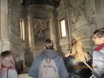 e la cappella del Bernini nella chiesa di San Pietro in Montorio