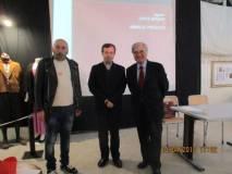 Alessandro Filippi presenta i relatori
