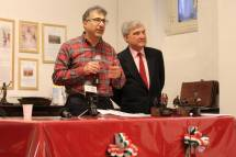 La relazione di Agostino Bistarelli la figura di Cipriani combattente e volontario