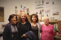 Brave ad organizzare: Giovanna De Luca, Noemi Grimaldi, Daniela Donghia, Ivana Colletta