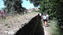 Si cammina sul sesto bastione