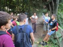 """Giacomo Meldolesi spiega l'attacco """"a tenaglia"""" dei francesi dal VII bastione"""