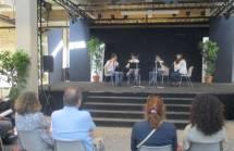 Intermezzo musicale dell'Ensemble Alchimie Sonore per classi di flauto del Conservatorio Santa Cecilia