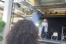 Il discorso di Laura Baldassarre, Assessore alla Persona, Scuola e Comunità solidale