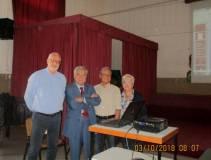 L'associazione con Claudio Bove, Enrico Luciani, Massimo Capoccetti, Ivana Colletta