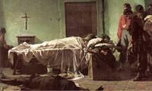 l dipinto di Eleuterio Pagliano realizzato nel 1884