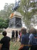 Il monumento di Anita