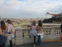 La vista di Roma dal Fontanone