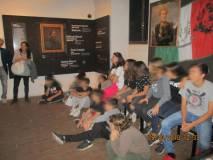 Nella sala degli Eroi al Museo della Repubblica romana