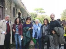 Ancora una foto per Enrico Luciani, Rossella Comito, Maria Toscano, Ivana Colletta, Letizia Tonelli, Stefano Raimondi