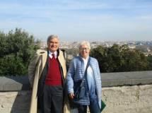 Enrico Luciani e Ivana Colletta soddisfatti, è stata una bellissima giornata.