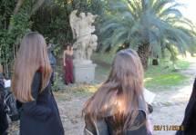 Incontri occasionali…ma allora è vero che ci sono le fate a Villa Sciarra!