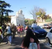Con una certa speditezza si cammina verso il Fontanone