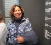 Al Museo della Repubblica romana la prof.ssa Donatella Fiori nella sala della Costituzione