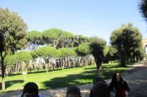 """Luciani mostra a confronto l'immagine di Raffet , già data loro come """"ingresso dei francesi nella Villa """""""