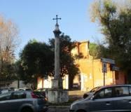 L'appuntamento alla 9 è alla Basilica San Pancrazio, fa freddo...