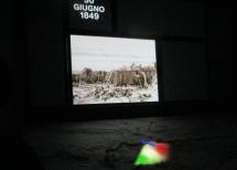 Visitano con attenzione tutte le sale, quest'immagine dice Luciani è quella che appare sul pannello che collocammo a Piazzale Garibaldi nel 2004