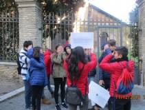 L'ottavo bastione all'Accademia Americana , l'attacco francese ma anche Galileo Galilei