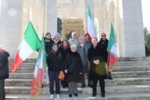 Anche Giuseppe Garibaldi della Società Mutuo Soccorso si unisce al nostro gruppo