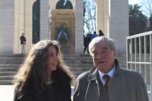 Mara Minasi con Enrico Luciani