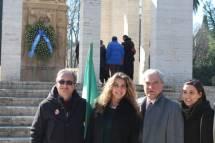 Foto finale: Massimo Capoccetti, Mara Minasi, Enrico Luciani, Mariapaola Pietracci Mirabelli