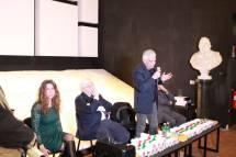 L'intervento del prof. Giuseppe Monsagrati, storico