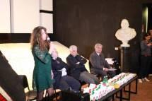 L'intervento di Mara Minasi , della Sovrintendenza, responsabile del Museo