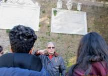 Massimo Capoccetti spiega le LAPIDI AFFIANCATE