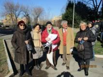 Cecilia Di Bartolomeo, Giovanna De Luca, Mario Savelli, Enrico Luciani, Ines Pietracci
