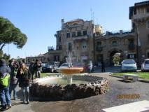 Appuntamento in piazza Benedetto Brin