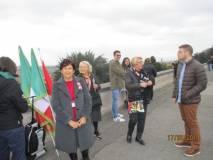 Incontro casuale tra Ines Pietracci e il giovane Simone Pasquini di Porto San Giorgio, località amata