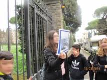 Linda all'ottavo bastione spiega la casa che brucia: Luciani ricorda il cannocchiale di Galileo Galilei