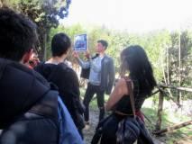 Gli alunni professori: la spiegazione dell'attacco dei francesi dal settimo bastione, a tenaglia